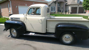 1950 F 47 ford pick up for sale