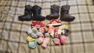 Size 5 Toddler Shoes & Socks