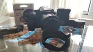 Panasonic LUMIX DMC-FZ1000 and accessories