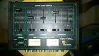 REALISTIC STEREO MIXER MIXING CONSOLE 32-1200B