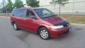 2004 Honda Odyssey, Automatic, 7 Pass, 3/Y warranty available