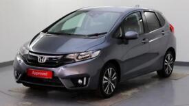 2018 Honda Jazz 1.3 i-VTEC EX Petrol grey Automatic