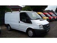 NOV 2012 Ford Transit 2.2TDCi ( 100PS )Six Speed ( EU5 ) 280S ( Low Roof ) cars