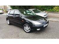 2004 53 FORD FOCUS 1.6i 16V ZETEC 5 DOOR.GREAT LOOKING CAR.PX TO CLEAR.NICE SPEC