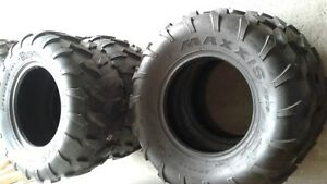 Set of 4 NEW Maxxis ATV Tires Kitchener / Waterloo Kitchener Area image 1
