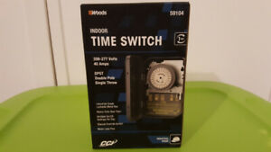 40 AMP TIME SWITCH
