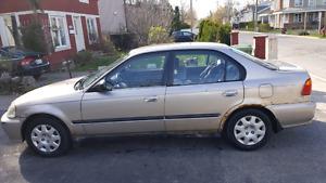 Honda civic 2000 SE
