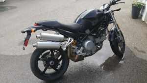 2006 Ducati Monster S2R 800 Dark series