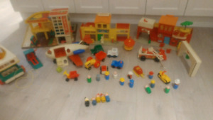 Fisher Price Little People (vintage)