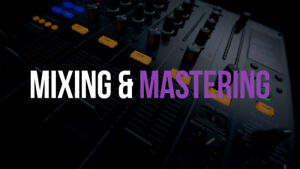 Mixing and Mastering Service (Good Price)