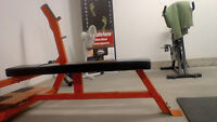 Commercial Workout Bench (Bench Press) - Negotiable