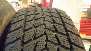 "15"" Toyo Snow Tires Kitchener / Waterloo Kitchener Area image 3"