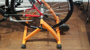 Conquer Bike Trainer Exercise Stand