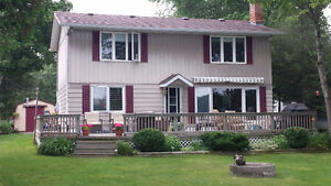 Kawartha Cottage for Rent on Sturgeon Lake