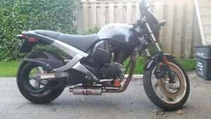New bike has arrived. No Reasonable Offer Refused