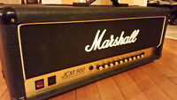 Marshall JCM900 (tete/head) 100 Watts!!!