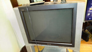 "32"" Sony Trinitron - free but must pick up"