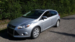 2011 Ford Focus Hatchback