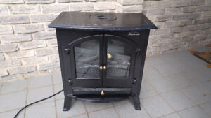 SUNBEAM SMALL FIREPLACE SPACE HEATER