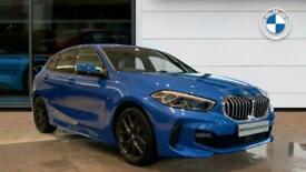 image for 2021 BMW 1 Series 118d M Sport 5dr Diesel Hatchback Hatchback Diesel Manual