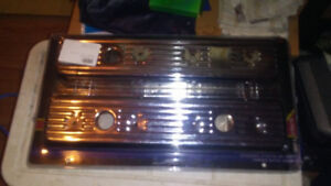 Set of Brand New Spectre Chrome Valve Covers For Sale