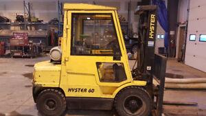 Forklift - Hyster H60 XM