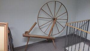 Spinning Wheel / Great Wheel / Walking Wheel