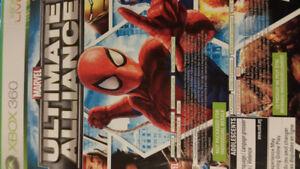 Xbox 360 - Marvel Ultimate Alliance & Forza 2
