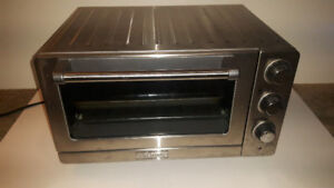 Working Toaster Over - Cusinart - Stainless Steel