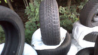 4 225/60/16 Winterforce Tires Excellent Condition