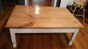 Solid Wood Coffee Table **COBOURG AREA**