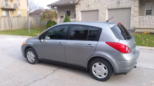 Nissan Versa. This car is Sold