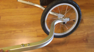 Roue jogging chariot cougar double