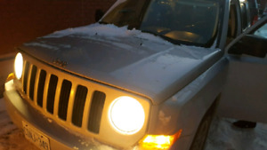 2008 jeep patriot 2wd manual only 125000 kms