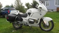 BMW R1100RT Police Pack