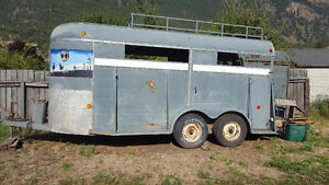 1979 Horse Trailer for Sale