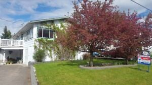 LAKEVIEW SPACIOUS FAMILY HOME FOR SALE IN FRASER LAKE