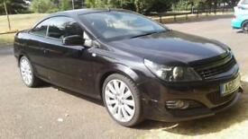 07 57 VAUXHALL ASTRA 1.8i AUTO TWIN TOP EXCLUSIV CABRIOLET 81K FSH MINT PX SWAPS