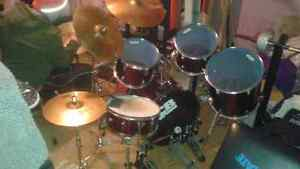 Cb drumset for sale
