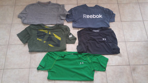 Mens fitness shirts