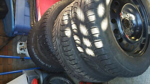 Like new Toyota camry 205/65 R15 Michelin X-ice Kitchener / Waterloo Kitchener Area image 1