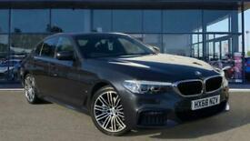image for 2018 BMW 5 Series 530e M Sport 4dr Auto Saloon Saloon Petrol/PlugIn Elec Hybrid