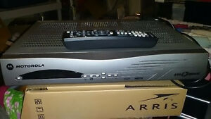 MOTOROLA TV REMOTE CONTROL BOX