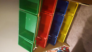 Multi Colored Toy Organizer