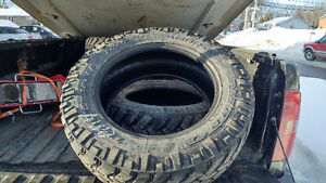 4 pneu nitto trail grappler bonne condition