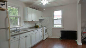 Bright, Updated Executive One Bedroom Plus Office
