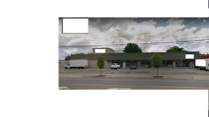 Commercial Retail Building