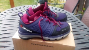 Reebok Alloy Safety Shoes new