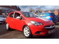 2015 Vauxhall Corsa 1.2 Sting 5dr Manual Petrol Hatchback