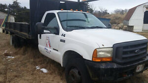 Two 2000 Ford F450's